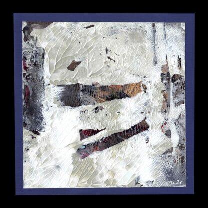 Acryl Kunstkarte Nummer 39